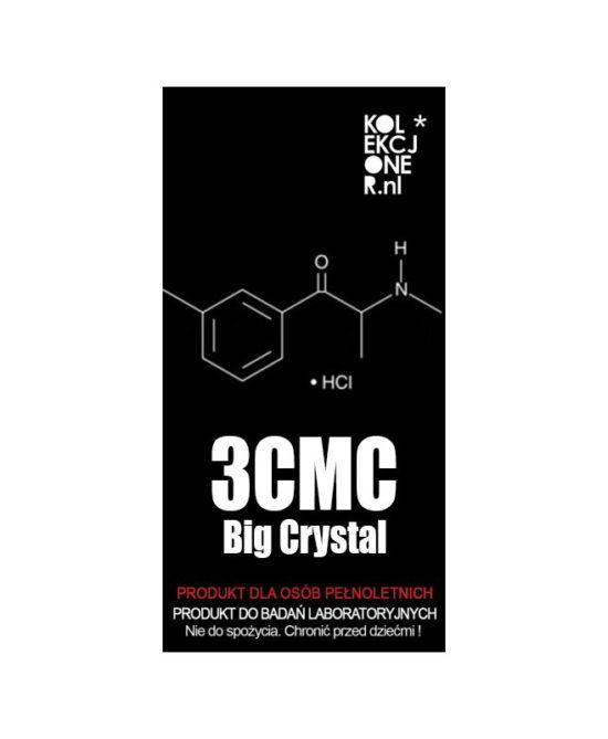 3CMC Big Crystal 1g - Analog metafedronu (3-MMC) i mefedronu (4-MMC)