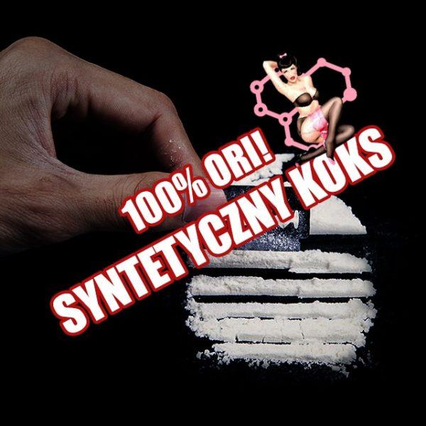 Syntetyczna kokaina - Fake koks - Synthetic Coco - Kokolino